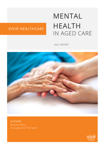 Mental Health Whitepaper Vivir 2021
